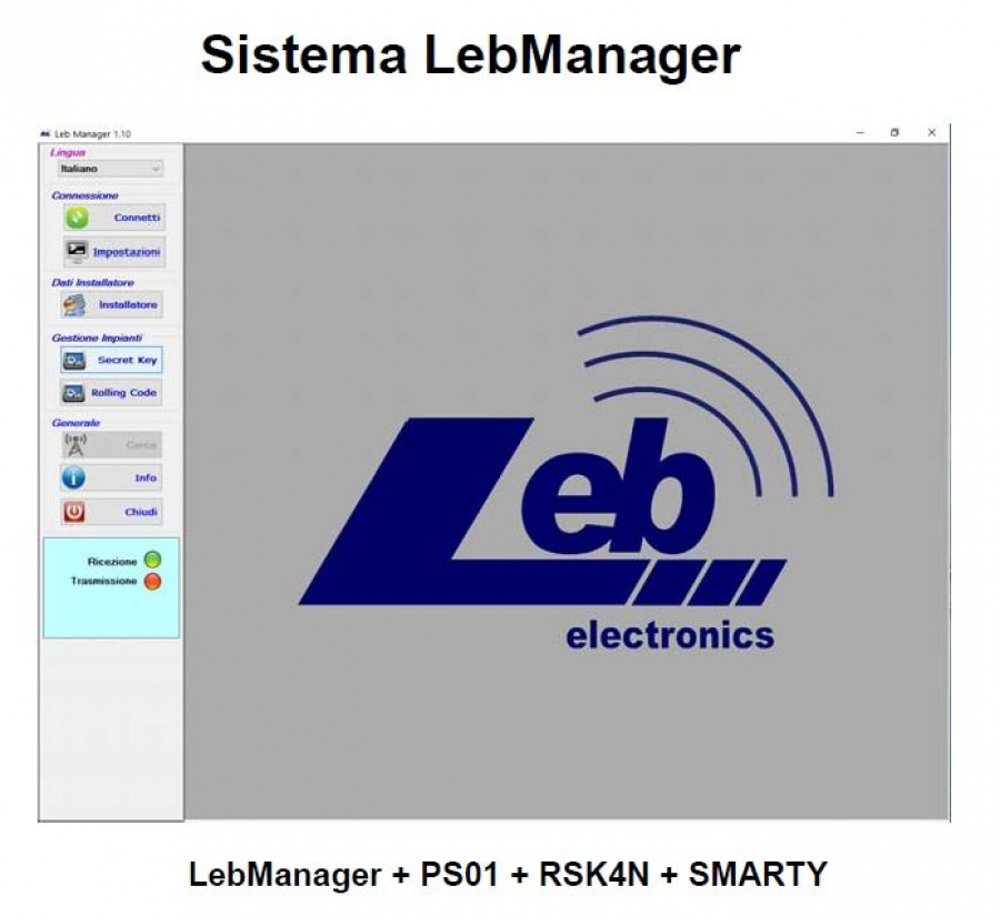 Leb Manager